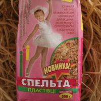 "Хлопья спельта (полба) ТМ ""Гранд М"""