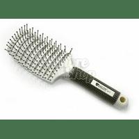 Salon Professional щетка керамическая 0077 продувная с нейлоновой щетиной, лопата