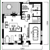 Виготовлення плану будинку