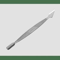 Лопатка маникюрная двусторонняя плоская Л-01