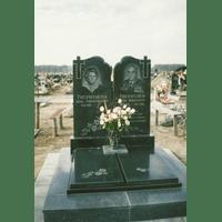 Памятник з граніту 034