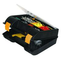 1-92-734 Ящик для электроинструмента Stanley пластмассовый с органайзером в крышке, 35,9 x 13,6 x 32,5 см