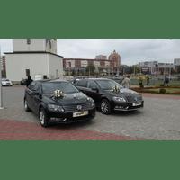 Прокат авто на весілля Фольтсваген Пасат Б7