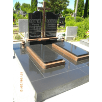 Памятник подвійний гранітний 67
