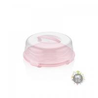 Тортовница BAGER BG-451 P PINK 33*12 см