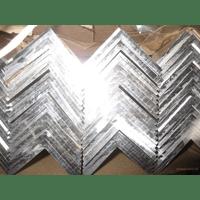 Кутник алюмінієвий рівнополочний 20x20x1.50мм