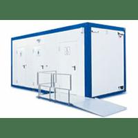 Туалетні контейнери для інвалідів, жінок, чоловіків