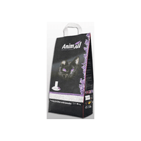 AnimAll наповнювач бентонітовий для котів, з ароматом лаванди, 5 кг