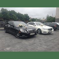 Прокат авто на весілля Mercedes E212