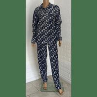 Пижама мужская теплая 48