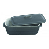 Форма PYREX WAVE Grey Mat C314A04 16*9 с крышкой