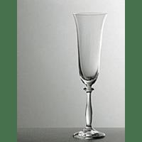 Набор бокалов для шампанского Bohemia Angela 190мл. 6 шт