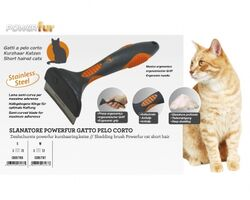Фурминатор POWERfur для котов короткошерстных C6067186