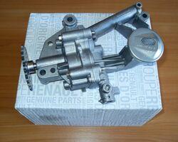 Масляный насос двигателя ORIGINAL на 2.5dci - RENAULT TRAFIC / OPEL VIVARO