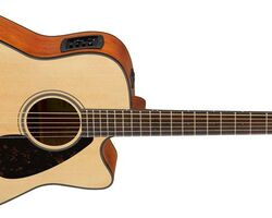 YAMAHA FGX800C NT електро-акустична гітара