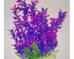 Пластиковое растение для аквариума 037303 , 27-30 см