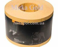 Mirka Gold абразив в рулоні P80, 115 мм*50 м
