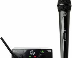 AKG WMS40 Mini Vocal Set (1 ручний мік.) безпровідна вокальна мікрофонна система