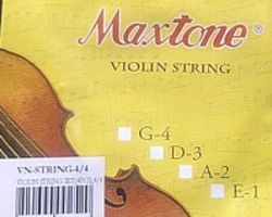 MAXTONE VN-STRING-1/4 комплект струн для скрипки 1/4