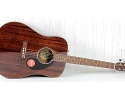 FENDER CD-60S ALL MAHOGANY NATURAL WN акустична гітара