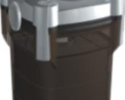RESUN Наружый Фильтр EF-1600 (1600 л/ч, 35W) с фильтрующими материалами
