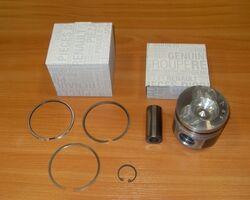 Поршень двигателя ORIGINAL на 1.9dci - RENAULT TRAFIC / OPEL VIVARO