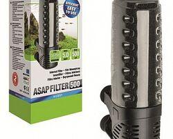 Внутренний фильтр AQUAEL ASAP 500, 500 л/ч, для аквариумов объемом до 150 л