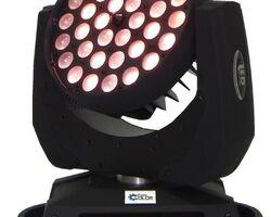 FREE COLOR W3610 Zoom світлодіодний повноповоротний прожектор