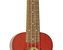 FZONE FZU-110S Red укулеле сопрано