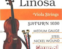 Набір струн для альта STRUNAL LINOSA SATURN 1030