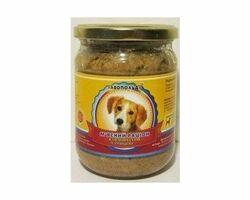 Влажный корм для собак Леопольд Мясные деликатесы с птицей 500 г