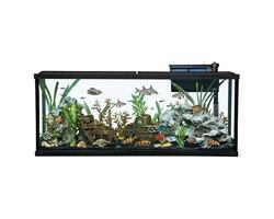 Resun STH-210 аквариум с фильтром и освещением, 1210x330x508 мм, 208 литров