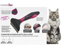 Фурминатор POWERfur для котов длинношерстных C6067191