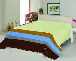 Плед на ліжко Le Vele Royal Stripes Beige