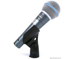 SHURE BETA 58A вокальний мікрофон