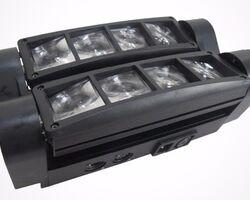 FREE COLOR MINI SPIDER 2 світлодіодний ефект