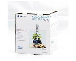 Resun AC 02 Аквариум для петушка, стекло, 1.6 л (139x139x149 мм)
