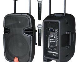 Clarity MAX12MBAW активна АС на акумуляторі