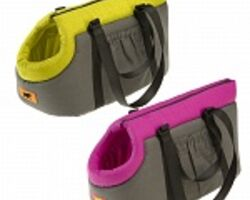 Ferplast BORSELLO MEDIUM - сумка Х/Б-нейлоновая разноцветная