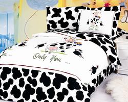 Дитяча постільна білизна Le Vele – Happy Cow