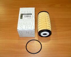 Масляный фильтр ORIGINAL на 1.6dci - RENAULT TRAFIC / OPEL VIVARO