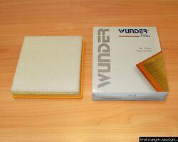 Воздушный фильтр WUNDER на 2.0 / 2.5dci - RENAULT TRAFIC / OPEL VIVARO