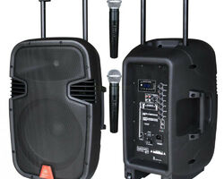 Clarity MAX15MBAW активна АС на акумуляторі