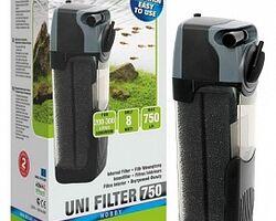 Внутренний фильтр AQUAEL UNI FILTER 750, 750 л/ч, для аквариумов объемом до 300 л