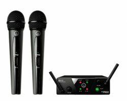 AKG WMS40 Mini 2 Vocal Set (2 ручних мік.) безпровідна вокальна мікрофонна система