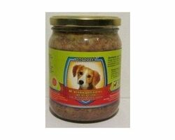 Влажный корм для собак Леопольд Мясные деликатесы с мясом и овощами 500 г