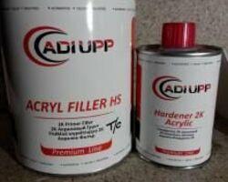Грунт автомобільний ADI UPP 4:1 HS Medium сірий, к-т 1.25
