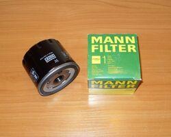 Масляный фильтр MANN на 1.9dci - RENAULT TRAFIC / OPEL VIVARO