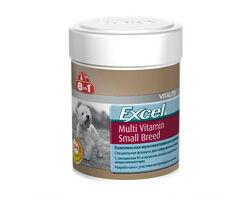 Витамины 8 in 1 Excel Multi Vitamin Small Breed для собак мелких пород, 70 таблеток
