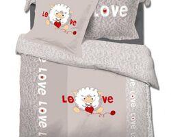 Дитяча постільна білизна Le Vele – Sheep Love
